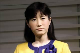Робот Чихира Канаэ