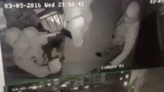 Нападение на офис правозащитников в Карабулаке