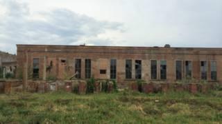 В Черкассах завод расположился в здании завода химволокна, построенном во времена СССР