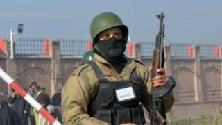 پشاور میں فائرنگ سے فوجی افسر ہلاک