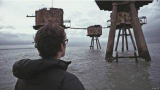 ब्रिटेन का रेड सैंड टॉवर