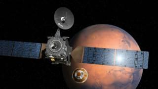 Европейский зонд ExoMars