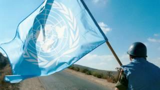 Soldado de la ONU