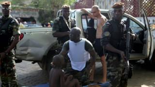 serangan Pantai Gading
