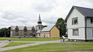 La isla-cárcel de Bastoey en Noruega