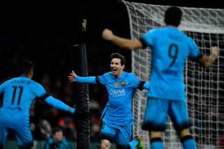 Cuáles son los 5 mejores tridentes de la historia del fútbol