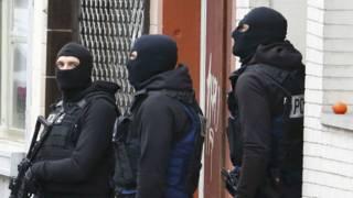 ब्रसेल्स पुलिस