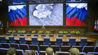 Пресс-брифинг в Минобороны России 18 марта 2016 г.