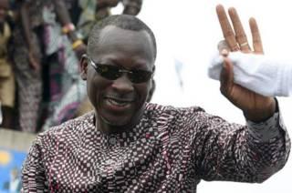 Patrice Talon sabon zababben shugaban jamhuriyar Benin