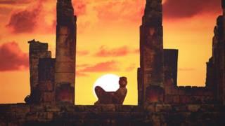 Комиксы изобрели майя?