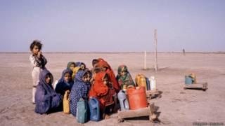 Crisis mundial del agua. Pakistan