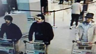 Подозреваемые в теракте в Брюсселе