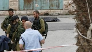 Serangan di Hebron
