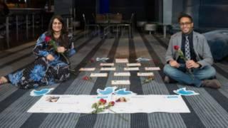 Sumita y Anuj Dalmia