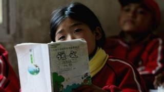 中国留守儿童