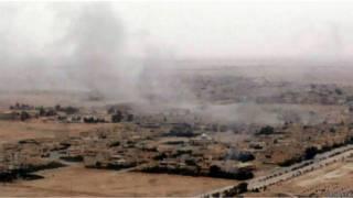 القوات السورية تتخذ من تدمر قاعدة لعملياتها ضد تنظيم الدولة
