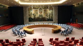 اطاق شورای امنیت