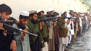 د ټولو له منځه یوازې لسو کسانو يې د داعش تر قومندې لاندې جګړه کوله او پاتې نورو ویل په طالبانو پورې تړلي.