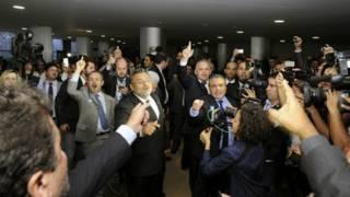Pedido de impeachment da OAB contra Dilma é por 'conjunto da obra', diz presidente da ordem