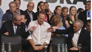 PMDB rompe com o governo e busca papel de protagonista na política nacional
