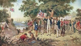 澳洲大學歷史用詞爭議:英國「入侵」澳洲