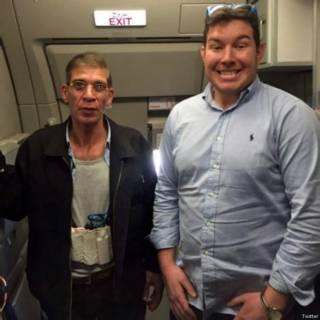 與埃及劫機者自拍 英國乘客解釋動機