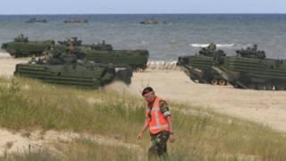 美國擬在東歐增加軍事力量以應對俄羅斯