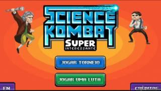 Imagen del juego Ciencia Kombat