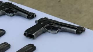 Armas incautadas al Clan Úsuga (Autodefensas Gaitanistas)
