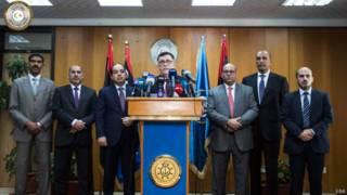 حكومة الوفاق الوطني الليبي - ليبيا