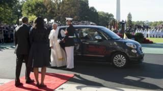 Папа в Вашингтоне