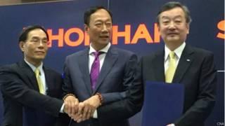 鴻海夏普終簽約 台企「全入主」日本企業