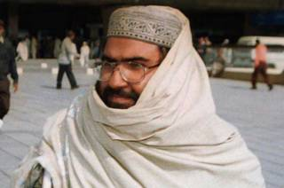 Масуд Ажар, глава одной из исламистских группировок в Пакистане