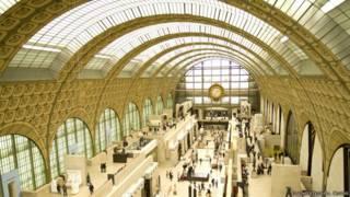 पेरिस संग्रहालय, म्यूज़े दोर्से