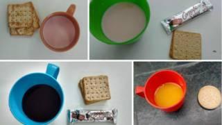 'Água e sal' para o almoço? Diário no Facebook reúne flagras de merenda escolar