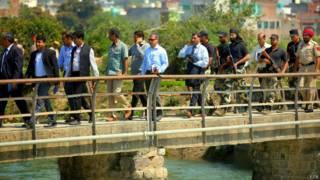 पठानकोट में पाकिस्तानी जांच दल