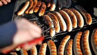 Немецкие колбаски