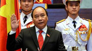Thủ tướng Việt Nam Nguyễn Xuân Phúc