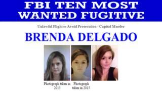 Qué hizo la mexicana Brenda Delgado para estar entre los 10 más buscados del FBI