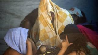 Víctimas de explotación laboral en Perú
