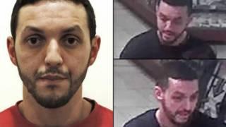 巴黎恐西嫌犯阿布裏尼在事發前曾出現在一座加油站的監控錄像中