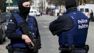 Cảnh sát Bỉ
