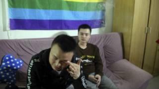 တရုတ်လိင်တူချစ်သူစုံတွဲ