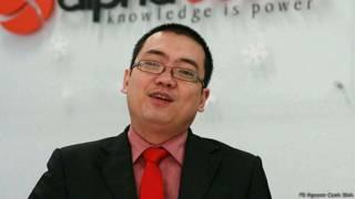 Ông Nguyễn Cảnh Bình