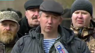 Фермер Сергей Смирнов