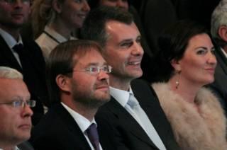 Дмитрий Разумов и Михаил Прохоров