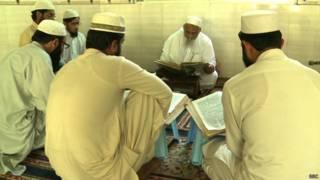 پنجاب کا ایک مدرسہ