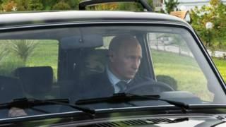 Путин в Ниве