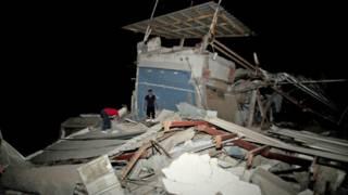 Землетрус в Еквадорі