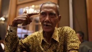 印尼排華事件生還者